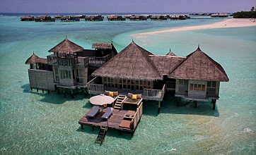 Soneva Gili: Relax in eco-friendly opulence while explorers entertain you