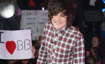 Celebrity Big Brother's Frankie Cocozza wants to be a TV presenter