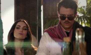 Megan Fox pokes fun at Eddie Murphy exit in Oscars 2012 trailer