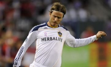 David Beckham 'doubt in his own fitness' key behind PSG deal collapse