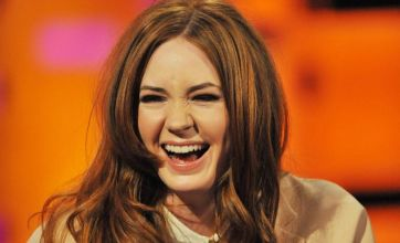 Doctor Who's Karen Gillan admits: Amy Pond could die this year