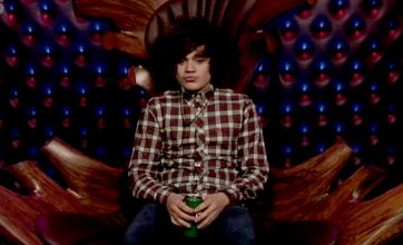 CBB's Frankie Cocozza: I cried for two days after X Factor exit