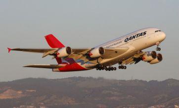 Seven passengers hurt as storm strikes Qantas plane over sea