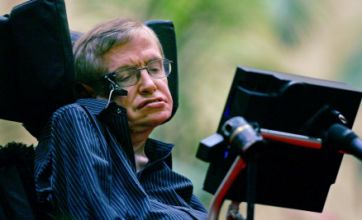 Stephen Hawking on 70th birthday: I was eight before I could read