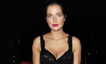 Helen Flanagan caked in fake tan as she lets it all hang out on night out