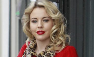 Lydia Bright 'in fierce row with James Argent after she kisses mystery man'