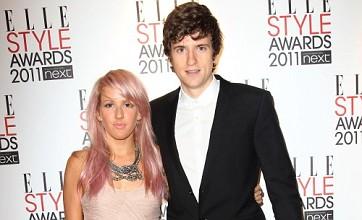 Ellie Goulding and Radio 1 DJ Greg James split