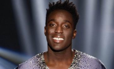 Andy Akinwolere slams Louie Spence for Dancing On Ice axe