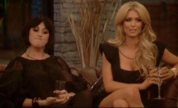 Celebrity Big Brother girls slam Natasha Giggs for Ryan affair