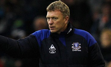 Tottenham have left Everton in the shade, admits David Moyes