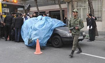 Iranian nuclear scientist killed in car bomb attack outside Tehran university
