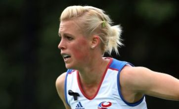 Alex Danson looking forward to home support at London 2012 Olympics