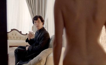 Sherlock bosses defend nudity: It's a cheeky show, we don't have to be dull