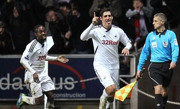 Danny Graham and Nathan Dyer help down Arsenal in 3-2 Swansea win