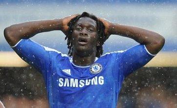 Romelu Lukaku opens the door to Premier League loan move