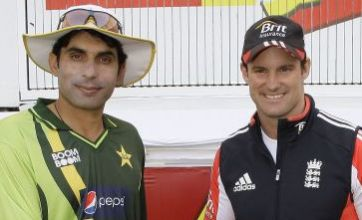 Andrew Strauss and Misbah-ul-Haq focus on scandal-free series