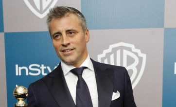 Friends star Matt LeBlanc expresses shock at Golden Globe Best Actor win