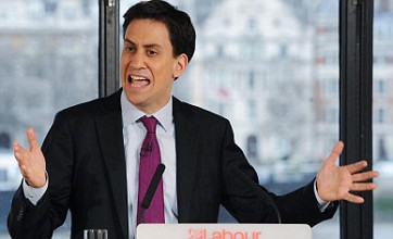 Ed Miliband launches attack on Britain's 'rip-off consumer culture'
