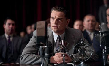 J. Edgar sees DiCaprio give a fierce performance in a mediocre movie