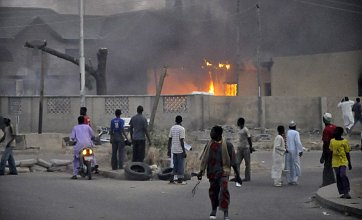 Nigeria bombings condemned by William Hague as death toll tops 150