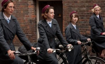 Call The Midwife tramples on Sherlock in the ratings battle