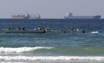 British forces ready to halt threatened oil blockade, UK warns Iran