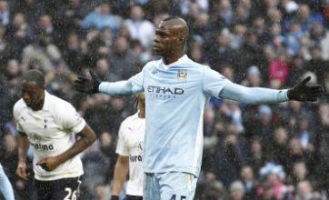 Mario Balotelli may walk away from Man City over referee justice