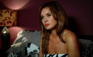 Inside Men's Kierston Wareing: I used to do vajazzling but I don't like TOWIE