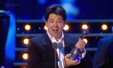 Michael McIntyre 'thrilled' for fellow BGT judge Amanda Holden and baby