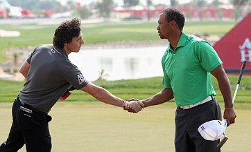 Rory McIlroy wary of improving Tiger Woods in HSBC Championship