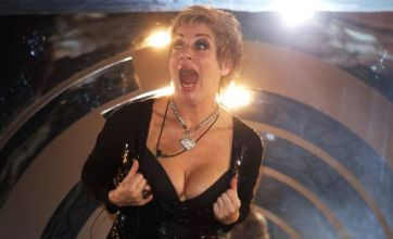 Denise Welch wins Celebrity Big Brother ahead of Frankie Cocozza
