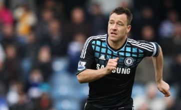 John Terry could take break from Chelsea to fight racism charges