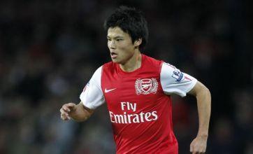 Bolton and Fulham open talks over Arsenal kid Ryo Miyaichi