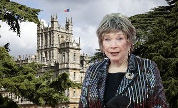 Shirley MacLaine joins Downton Abbey as Americans prepare to invade