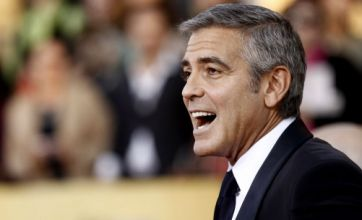 George Clooney reveals 'roasting' secret at Screen Actors Guild Awards