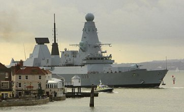 Royal Navy to deploy HMS Dauntless to the Falkland Islands