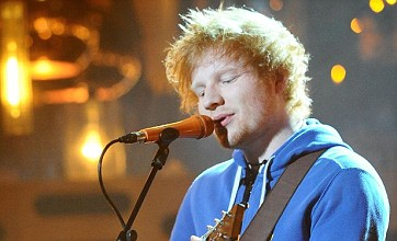 Ed Sheeran's chart-topping album sales 'lowest in 17 years'