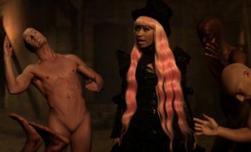 David Guetta brings plastic Nicki Minaj doll to life in Turn Me On video