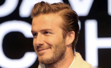 David Beckham: I'd love the Spice Girls to reunite for Olympics concert