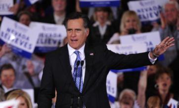 Mitt Romney strengthens position with Nevada Republican caucus win