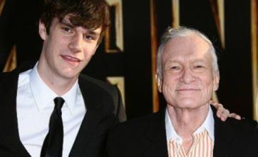 Hugh Hefner's son arrested for 'assaulting Playmate girlfriend'