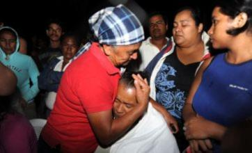 Honduras prison blaze 'leaves 357 dead'
