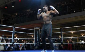 Dereck Chisora turned down £70k shoe sponsorship for Vitali Klitschko fight