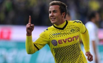 Mario Goetze's agent denies Manchester United transfer talks reports