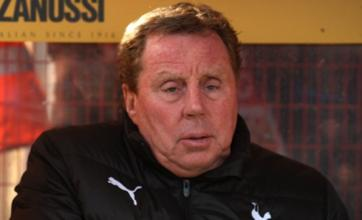 Harry Redknapp rails against 'filthy chants' ahead of Arsenal v Spurs
