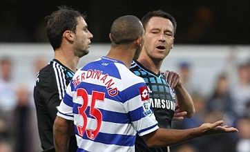 John Terry 'has to stand down as England captain for Euro 2012'