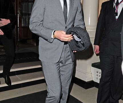 Pictures: David Beckham's H&M Party 2012