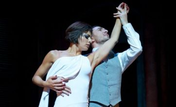 Midnight Tango has the wow factor with Strictly Come Dancing stars