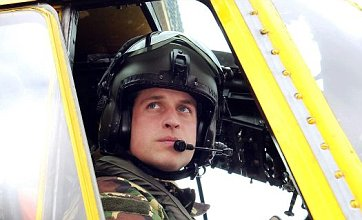 Prince William flies into political storm on Falkland Islands mission