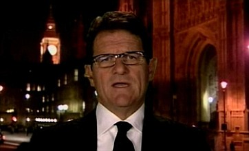 Fabio Capello's outburst is hurting England's Euro 2012 hopes – Graham Taylor